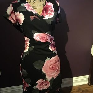 NWT DRESS XL FITTED